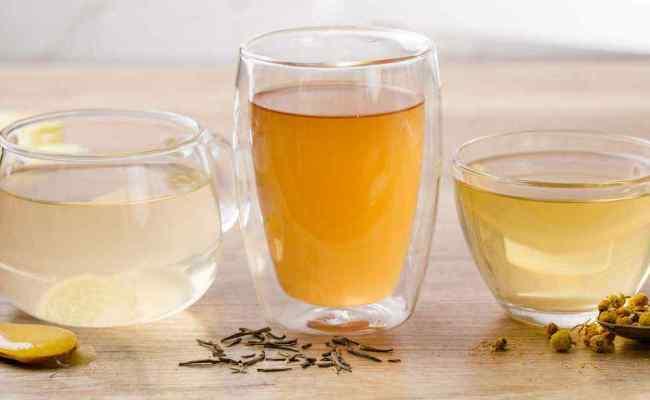 Apple Cider Vinegar Honey And Ginger Detox Tea 3 Easy
