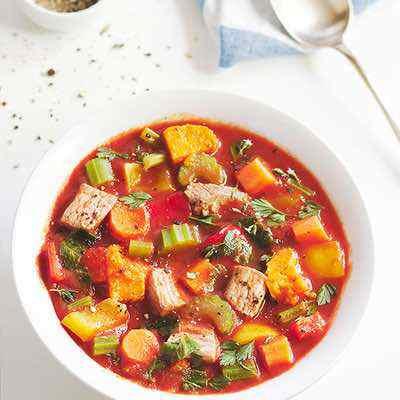 Crock Pot Paleo Beef Stew