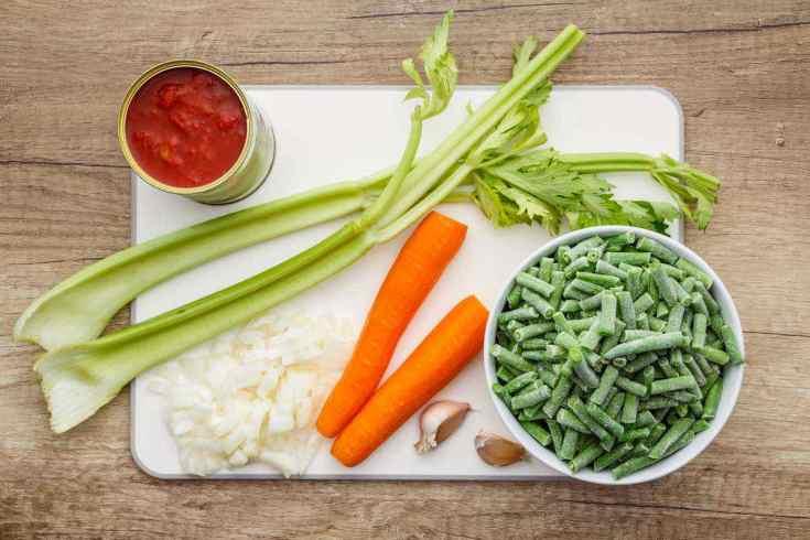 Paleo Crockpot Vegetable Beef Soup