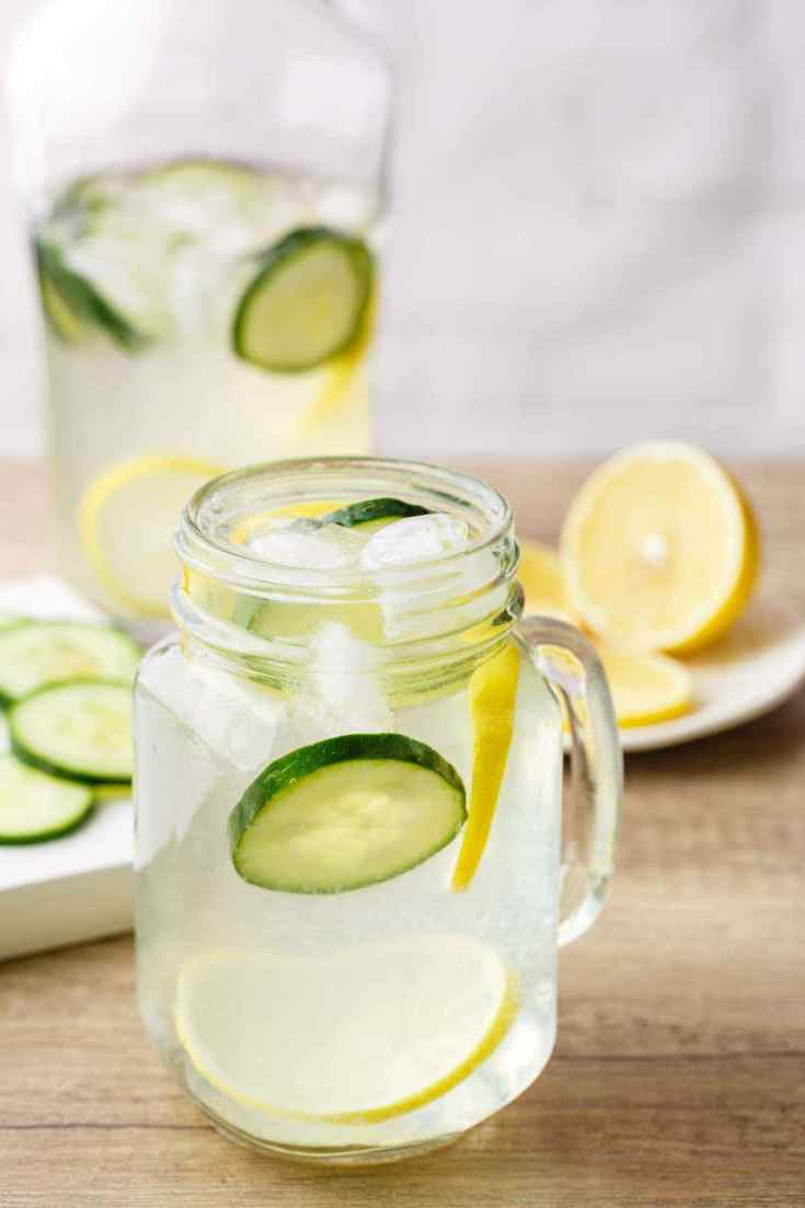 Lemon Water Weight Loss Drink