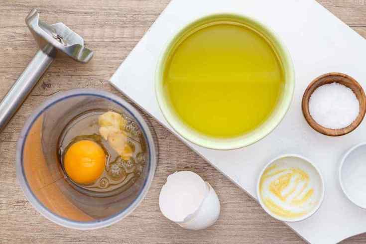 Paleo Avocado Oil Mayo
