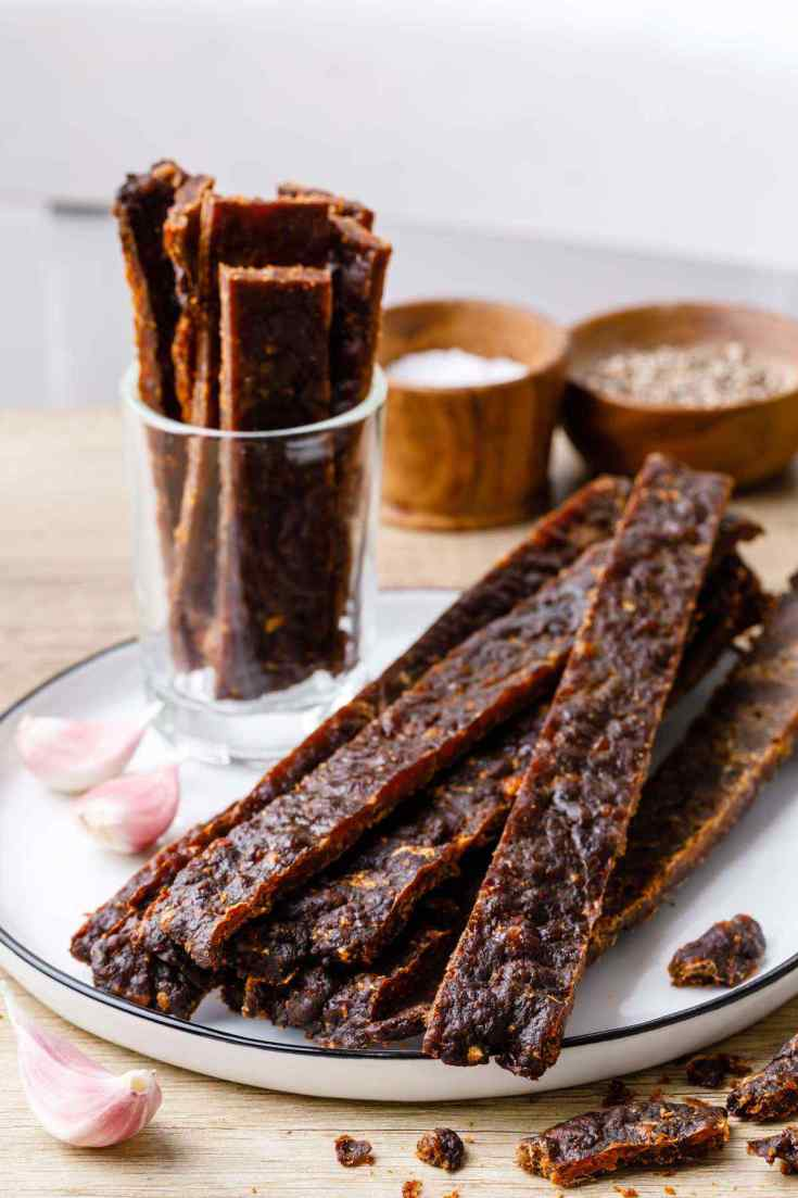 Paleo Ground Beef Jerky