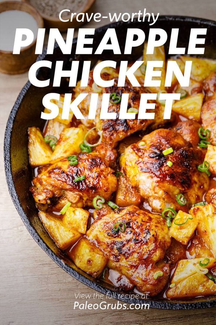 Pineapple Chicken Skillet