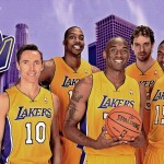 How the LA Lakers changed their diet