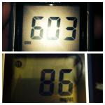 Success story: Blood sugar level before and after keto