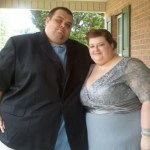 Success story: Couple lose 244 kgs