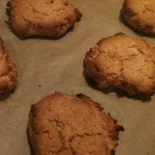 Paleo Biscuits and Breakfast Sandwich