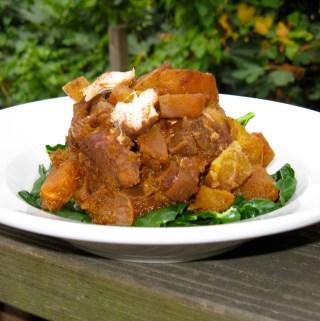 Harvest-Spiced Chicken Stew