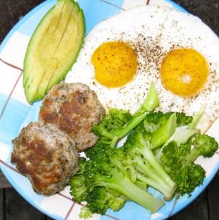 Easy Turkey Breakfast Patties