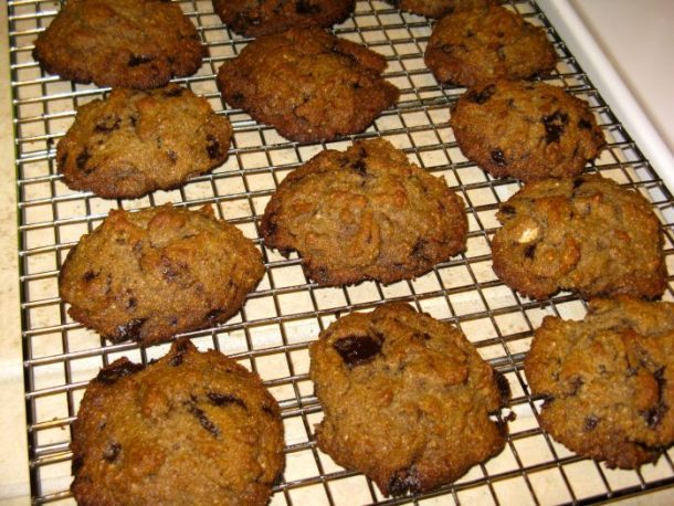 Fresh baked cookies.