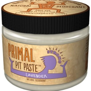 Review: Primal Pit Paste
