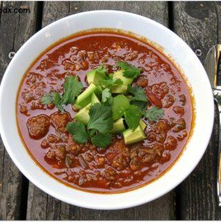 Spicy Taco Chili