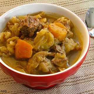 New Year's Beef Stew