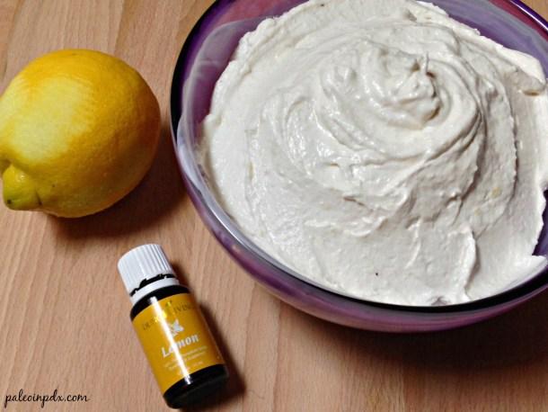 lemon frosting