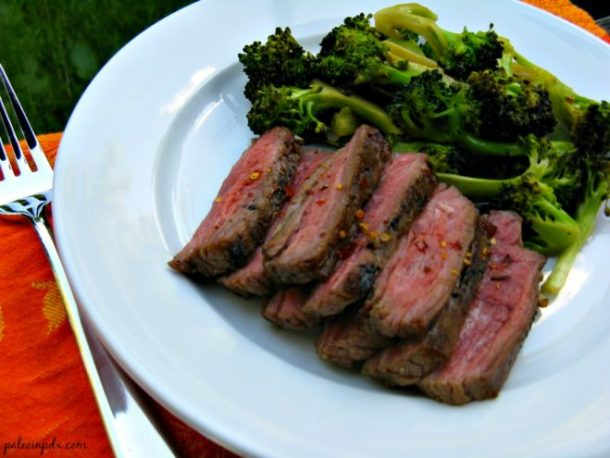 seared flank steak 2