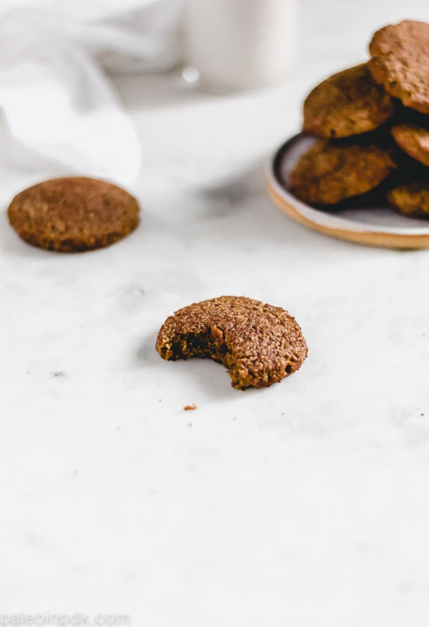 Gingerbread Snickerdoodle Cookies