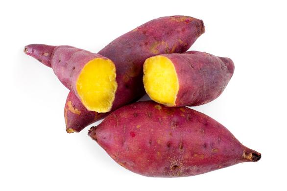Takeaway Sweet Potato Hash - Japanese Sweet Potatoes