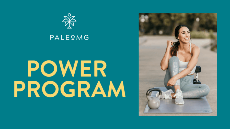 PaleOMG Power Program
