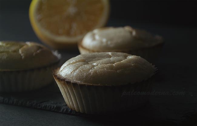 muffins de naranja paleo