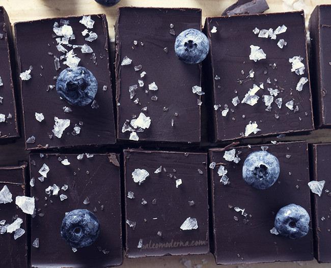 bombon de chocolate paleo