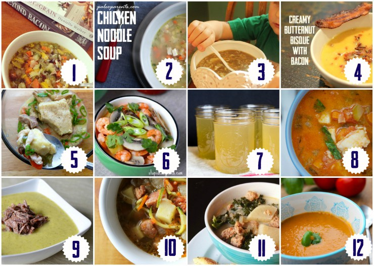 Round Up of Healing Foods: What to Eat When You're Sick