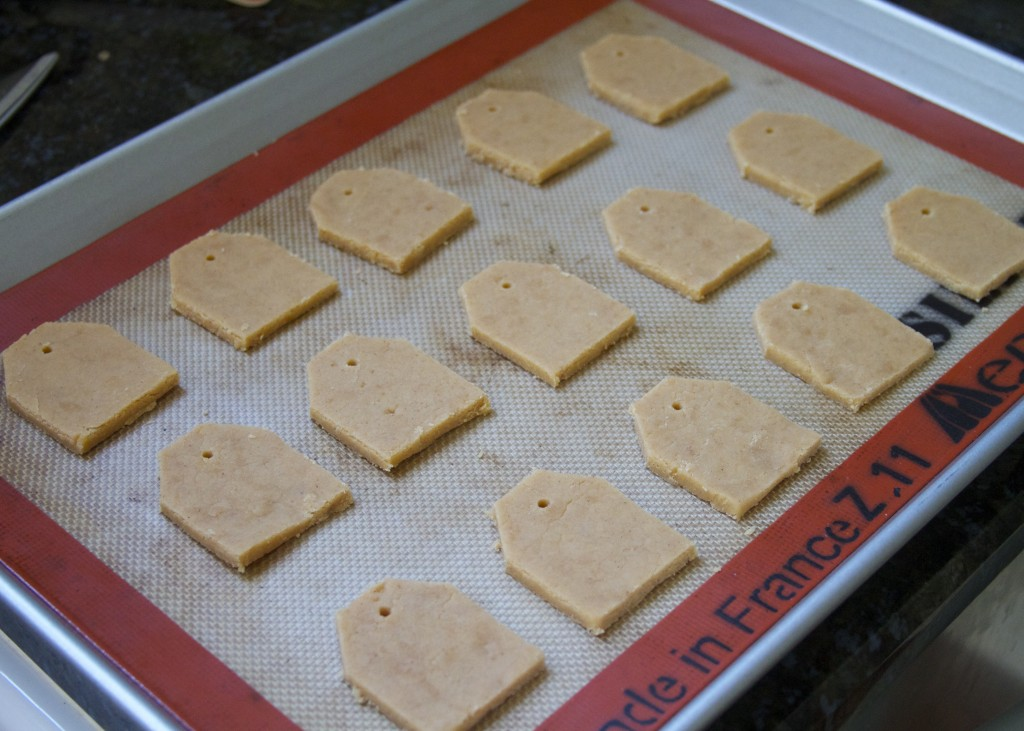 paloe shortbread tea cookies