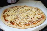 texas bbq chicken pizza