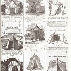Folding Travel Chair Kreg Jig Adirondack Plans Edwardian Camp Equipment – Preindustrial Craftsmanship