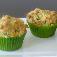 Savoury Cheese Muffins - primally inspired & grain-free