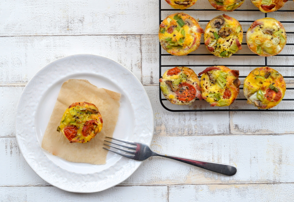 Breakfast Paleo Muffin