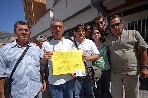 """Precario della scuola finisce in ospedale è in sciopero della fame: """"Sono già morto"""""""