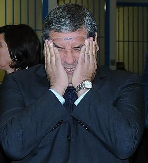 """Cuffaro si consegna ai carabinieri """"Resto fiducioso nelle istituzioni"""""""