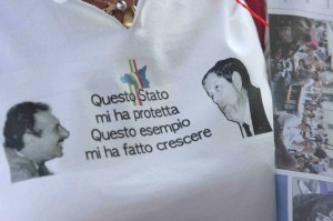 """Il ricordo di Borsellino e della scorta Napolitano: """"Autentici eroi civili"""""""