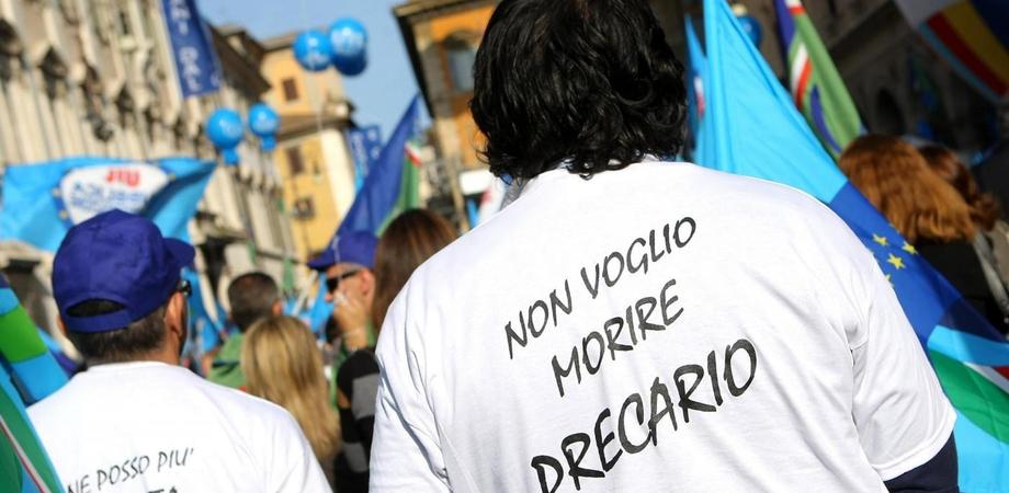 I precari della pubblica amministrazione in Sicilia tornano a respirare