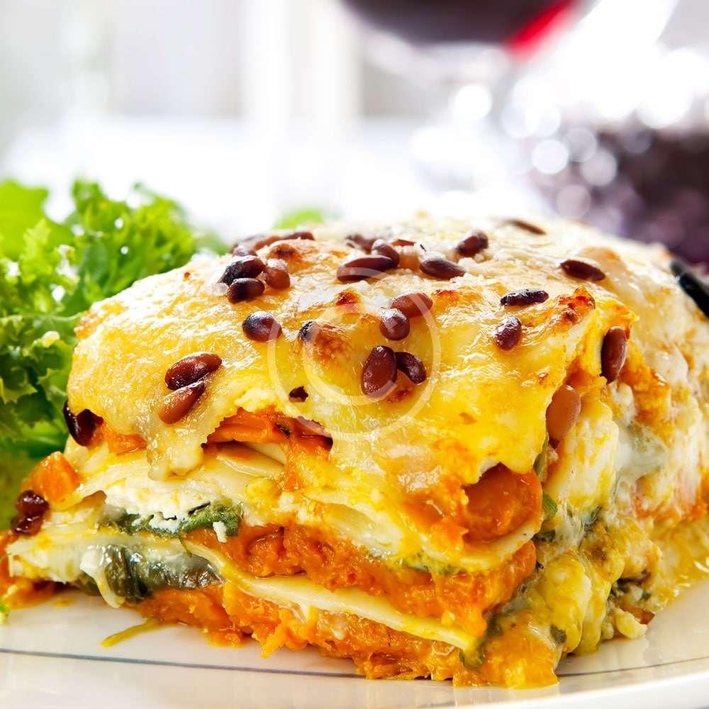 Eggplant Parmesan Dinner