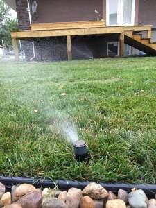 landscaping project 1 in Regina