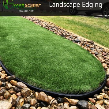 Landscape Edging in Regina