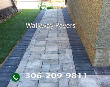 Walkway Pavers Regina