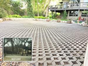 paving stones in Regina 2020