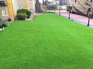 Artificial turf in Regina