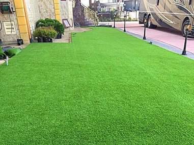 Artificial turf in Regina