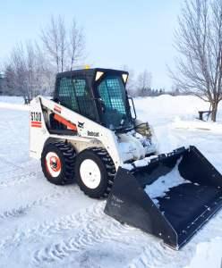 snow removal companies in Regina