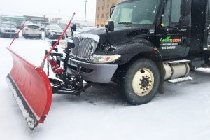 Excellent Snow Removal Service