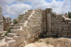 St. George Church Ruins, Taybeh, Palestine