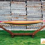soporte hamaca, muebles con palets