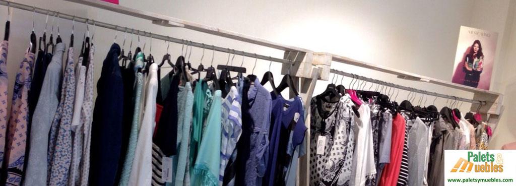 Tienda de ropa y complementos para mujer - PALETS Y MUEBLES