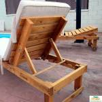 tumbona de piscina