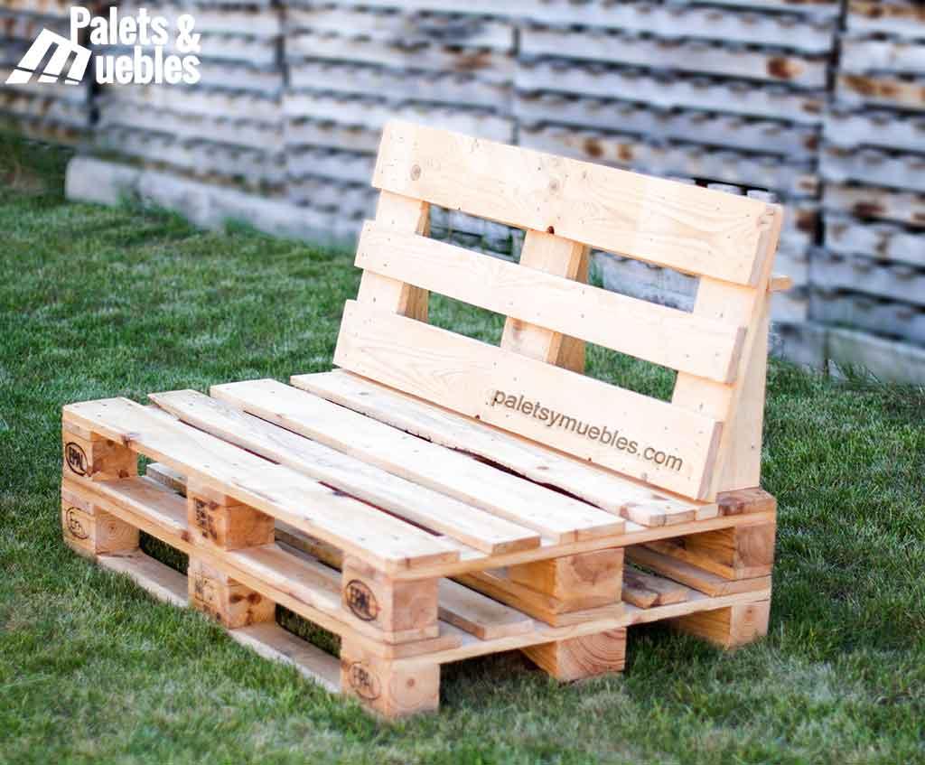 Como hacer un sofa de palets paso a paso with como hacer un sofa de palets paso a paso como - Como hacer muebles con palet ...