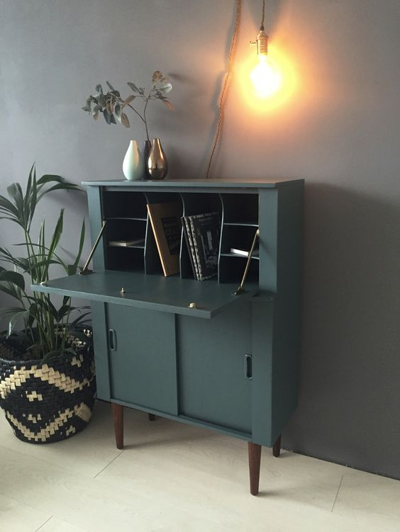 FARROW AND BALL  No 289 Inchyra Blue  Palette Paint