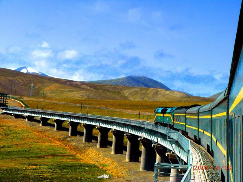 Jalur Kereta Api Terekstrim Di Dunia
